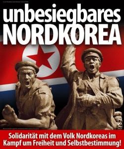 unbesiegbares Nordkorea