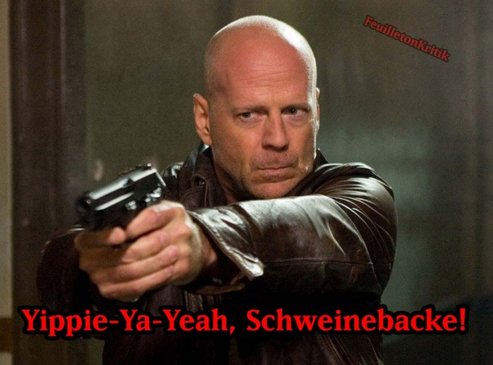 Bruce Willis Kopie