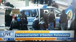 geklautes polizeiauto