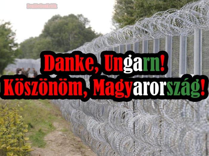 Ungarngrenze